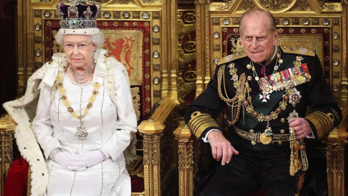 Reina Isabel II sigue extrañando al príncipe Felipe