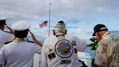 Muere Clayton Schenkelberg, sobreviviente más viejo del ataque de Pearl Harbor