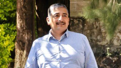 Rogelio Torres Ortega, alcalde de Tepoztlán, muere tras contagiarse de COVID