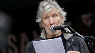 Roger Waters pide suspender a los equipos de Israel de la FIFA y UEFA