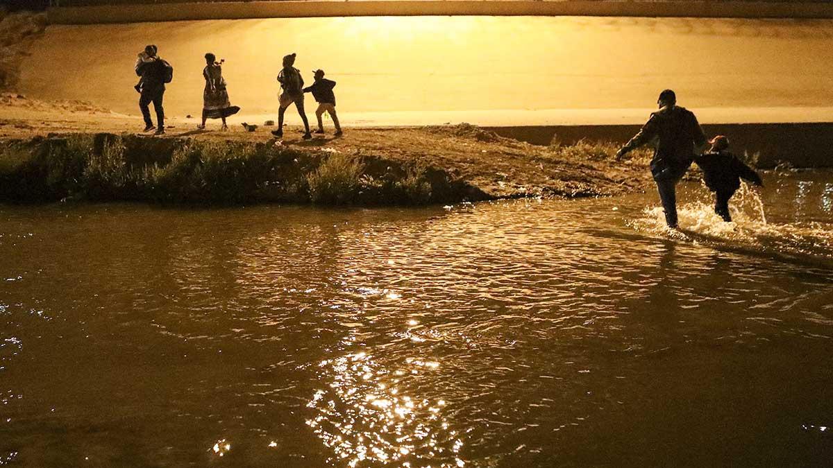 Roma, Texas es un sitio histórico nacional fundado hace 250 años. Foto: AFP