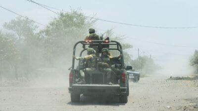 Atacan brigada de vacunación en Michoacán; hay un detenido
