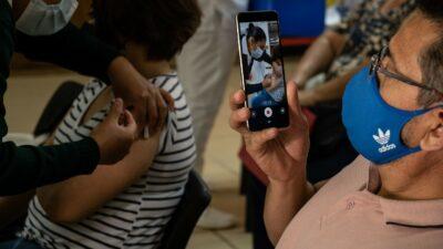 Gustavo A. Madero inicia aplicación de segundas dosis de vacunas COVID