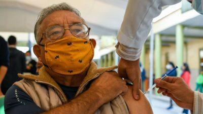 Veracruz: Municipios que aplican la segunda dosis de vacuna COVID