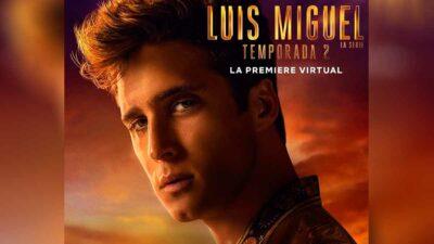 Serie Luis Miguel premiere