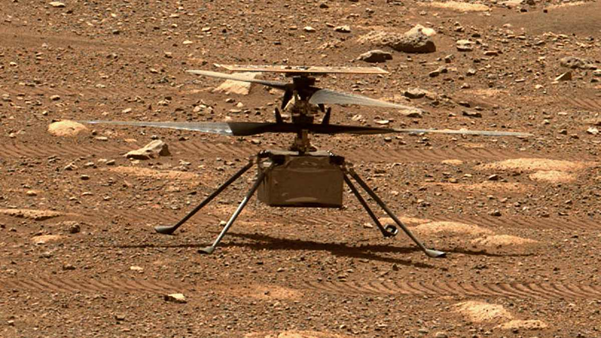 NASA retrasa vuelo de helicóptero Ingenuity en Marte; ve por qué