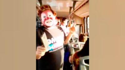 Sonora: Captan balacera desde transporte público en Ciudad Obregón