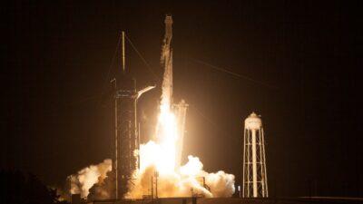 Spacex Estacion Espacial