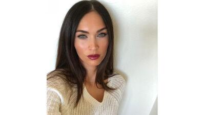 novio de Megan Fox lanza linea de cosmeticos