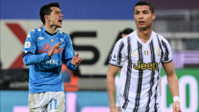Chucky vs. Cristiano Ronaldo; dónde ver el Napoli vs. Juventus