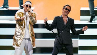 Daddy Yankee y Marc Anthony darán un conciero virtual