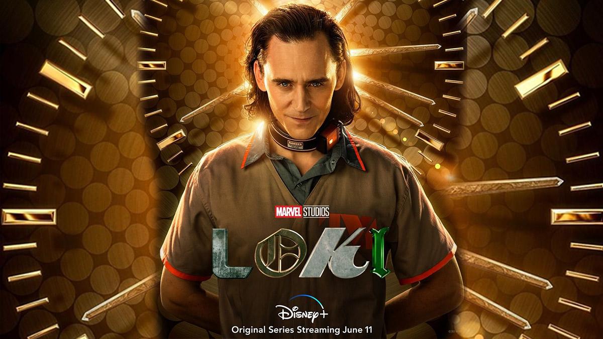 Nuevo póster de Loki para Disney+