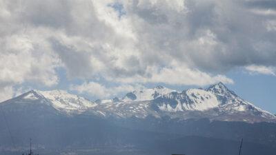 nevado de Toluca erupción