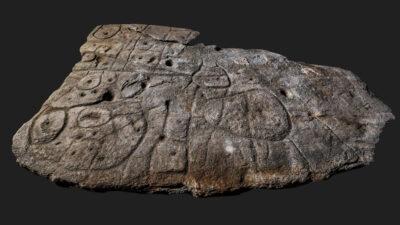 Losa de 4 mil años es el mapa 3D más antiguo de Europa