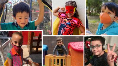 Día del Niño 2021: te queremos decir gracias por ser un superhéroe