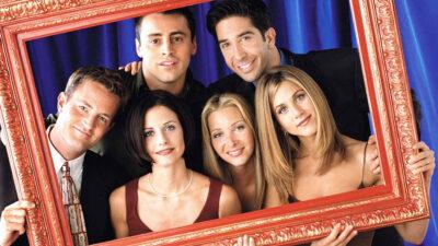 """Reunión de """"Friends"""" ya tiene fecha de grabación"""