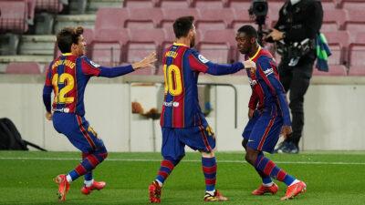 Barcelona se corona como el equipo más valioso del mundo