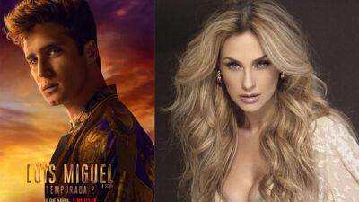 Aracely Arámbula no saldrá en Luis Miguel: la serie