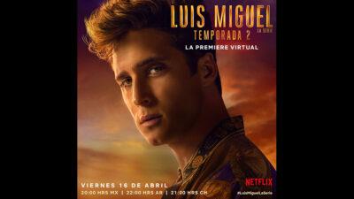 Luis Miguel la serie premier
