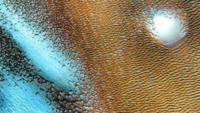 mar de dunas marte