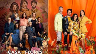 La casa de las flores película