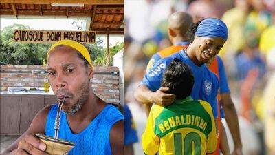 Ronaldinho pasa de la quiebra a recibir más de 6 mdd