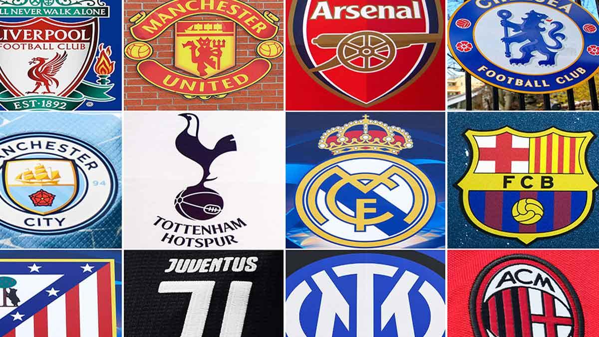Superliga: el nuevo negocio deportivo-económico de los grandes clubes europeos