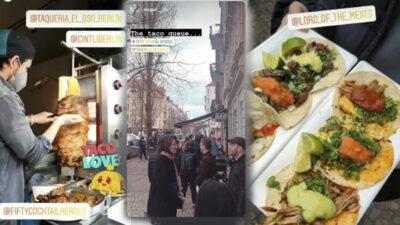 Tacos Al Pastor Berlin