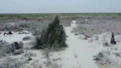 Tamaulipas: megafuga de petróleo en ejido de Soto la Marina