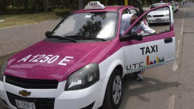 Taxista ofrece disculpas a motociclista en calles de la CDMX y se vuelve viral