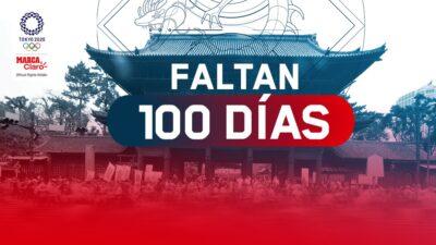 En 100 días arrancan los históricos Juegos Olímpicos de Tokio