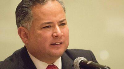 Critica Santiago Nieto presión de Salgado Macedonio al INE