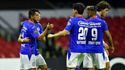 Cruz Azul gana y golea de manera tranquila ante Arcahaie.
