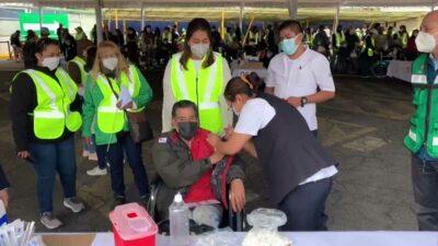 CDMX: Vacuna COVID arranca en Gustavo A. Madero e Iztapalapa