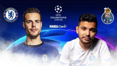 Chelsea vs Porto en vivo minuto a minuto