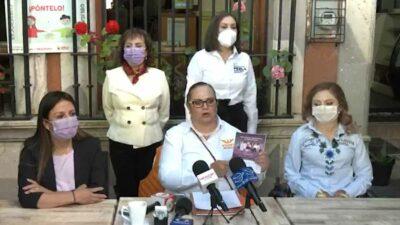 Caso David Monreal: candidatas se unen en protesta por manoseo