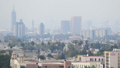 Medidas por concentración de ozono en la Zona Metropolitana