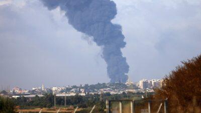 Nueva jornada de bombardeos en Gaza