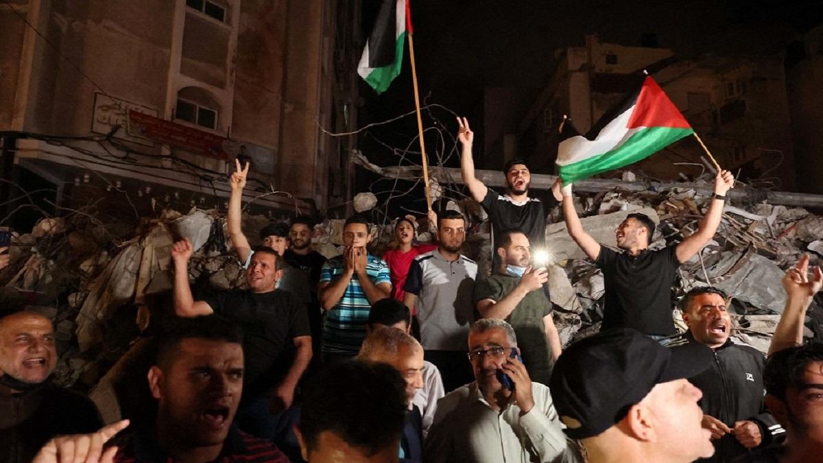 Cese al fuego no soluciona conflicto de origen en Palestina - Uno TV