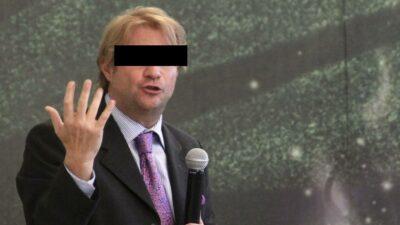 La FGJ-CDMX lo acusa del presunto delito de violación. Foto: Cuartoscuro / Archivo