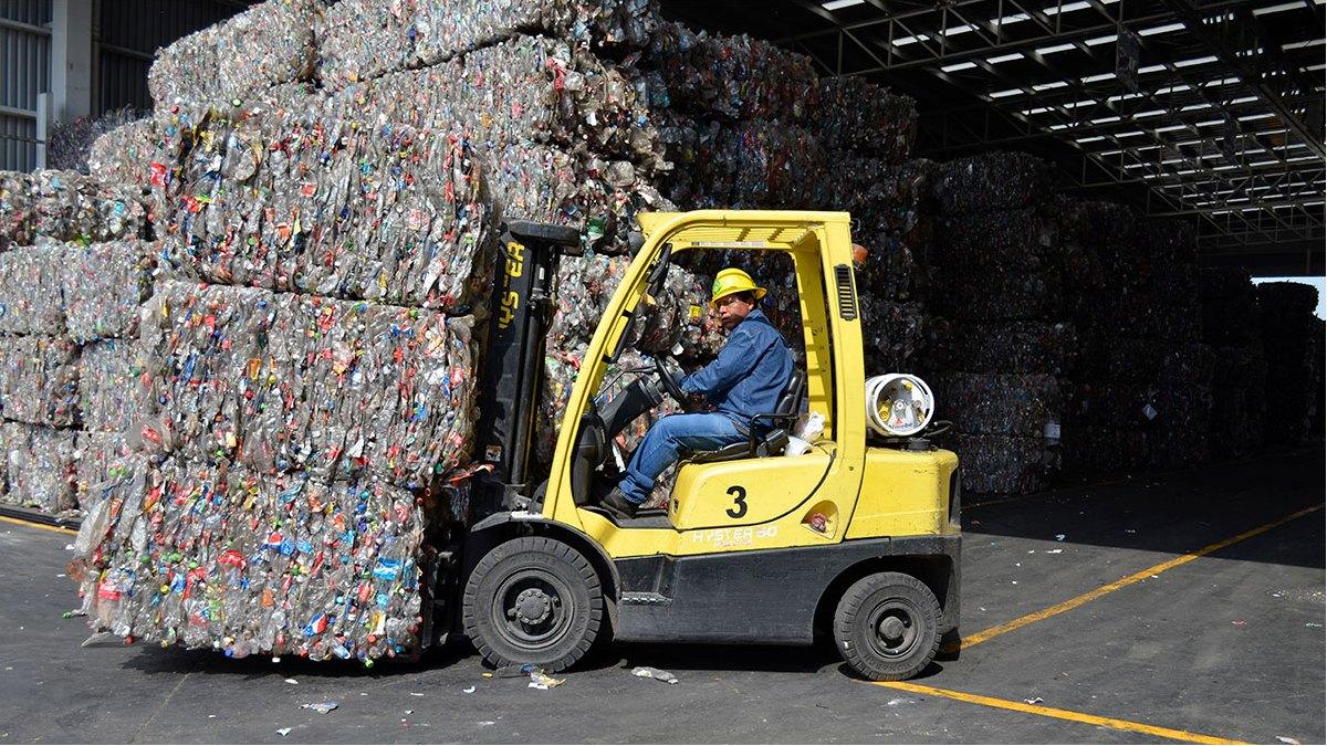 Hablemos de reciclaje