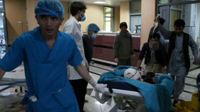 Afganistan Explosion