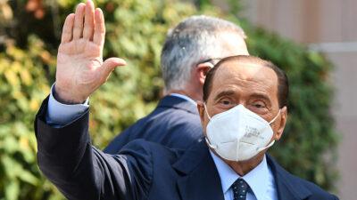 Silvio Berlusconi, exjefe de gobierno italiano, es reportado grave