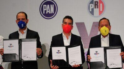 PRI, PAN y PRD acusan a Gobierno federal de usar a FGR y UIF para perseguir opositores