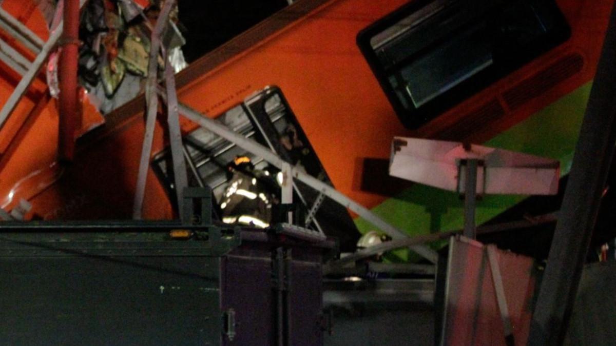 AMLO asegura que no se ocultará información tras desplome en Línea 12