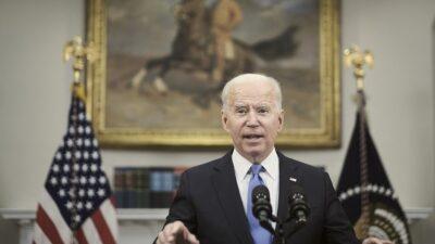 Joe Biden expresa su preocupación por conflicto entre Israel y Palestina