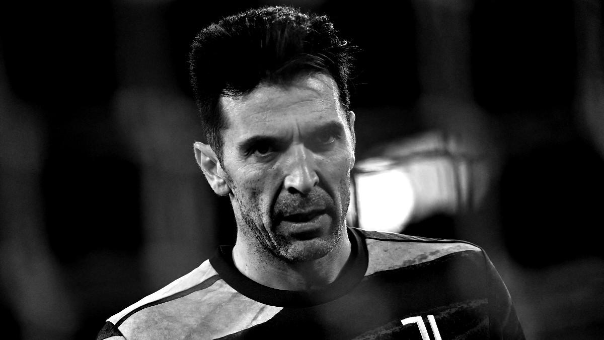 Buffon dejará a la Juventus al final de temporada, ya piensa en el retiro