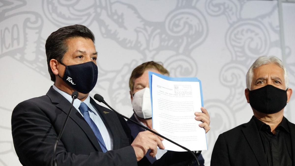 SCJN recibe controversia sobre desafuero del gobernador García Cabeza de Vaca