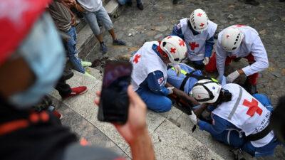 Protestas Colombia: 13 muertos tras violentas protestas en Cali
