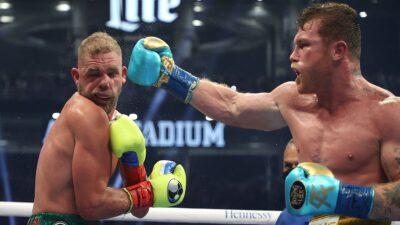 """Saúl """"Canelo"""" Álvarez explica por qué Billy Joe Saunders no siguió peleando"""